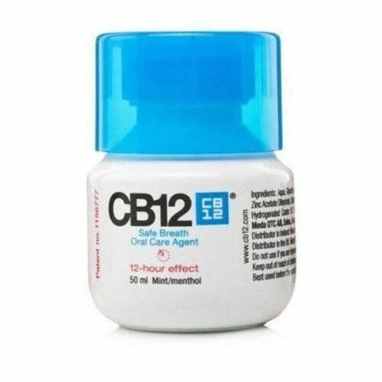 Picture of CB12 Mint - Safe Breath Oral Care Agent - 50ml