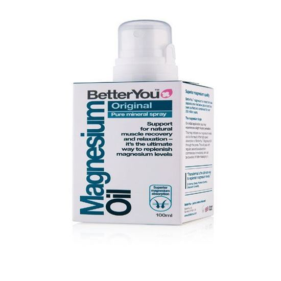 Picture of BetterYou Magnesium Oil Original Spray - 100ml