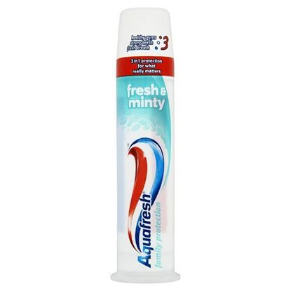 Picture of Aquafresh Triple Protection Pump - 100Ml