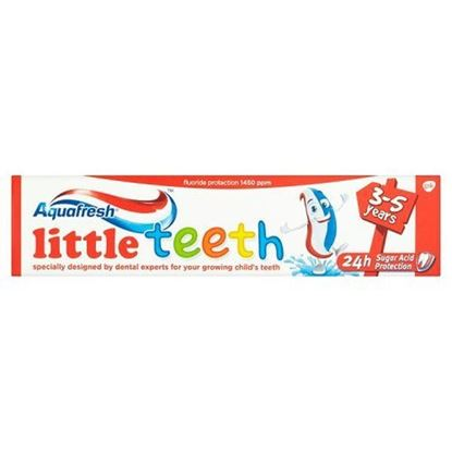 Picture of AQUAFRESH TPST LITTLE TEETH 50ml