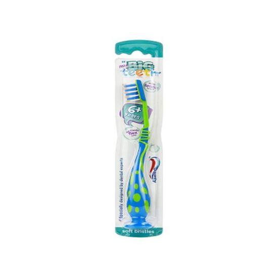 Picture of Aquafresh My Big Teeth Soft Bristles Toothbrush 6+ Years