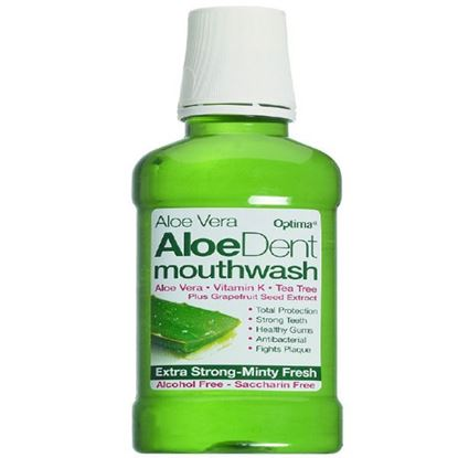 Picture of AloeDent Aloe Vera Mouthwash 250ml