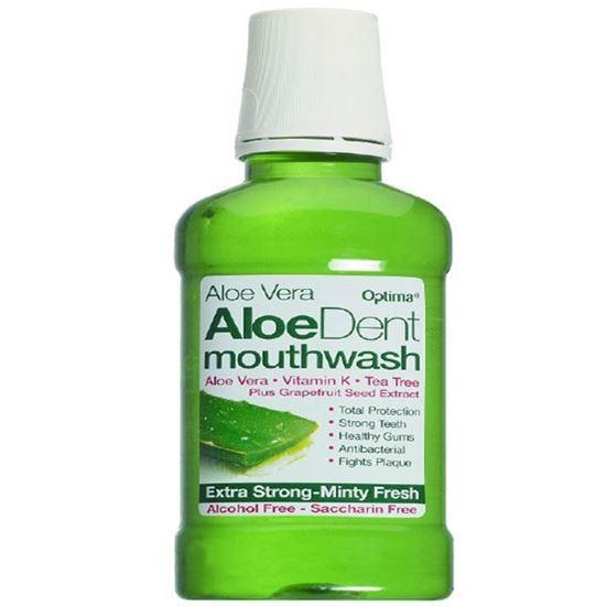 Picture of AloeDent Aloe Vera Mouthwash 250ml