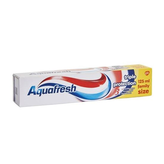 Picture of Aquafresh Toothpaste - Triple Protection 125ml