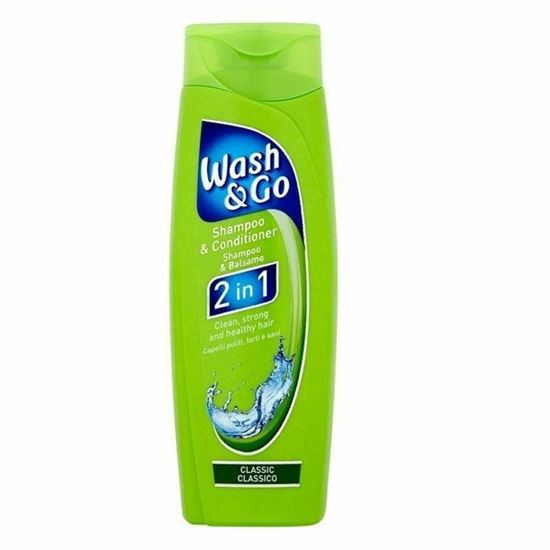 Picture of Wash & Go 2in1 Shampoo & Conditioner Classic 200ml
