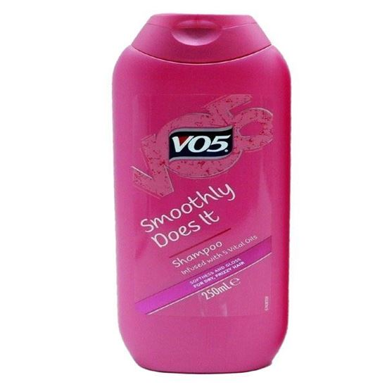 Picture of V05 Smoothly Does It Shampoo Gloss for Dry Frizzy Hair - 250ml