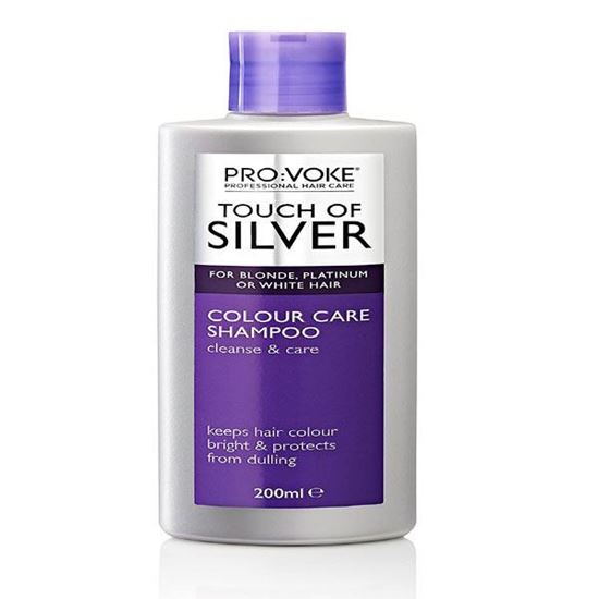Picture of Touch Of Silver Daily Shampoo 200ml