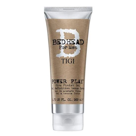 Picture of TIGI Bed Head for Men Power Play Firm Finish Gel 200ML