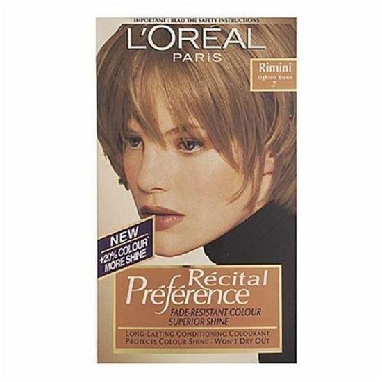Picture of L'Oreal Paris Preference Hair Colour Rimini 7