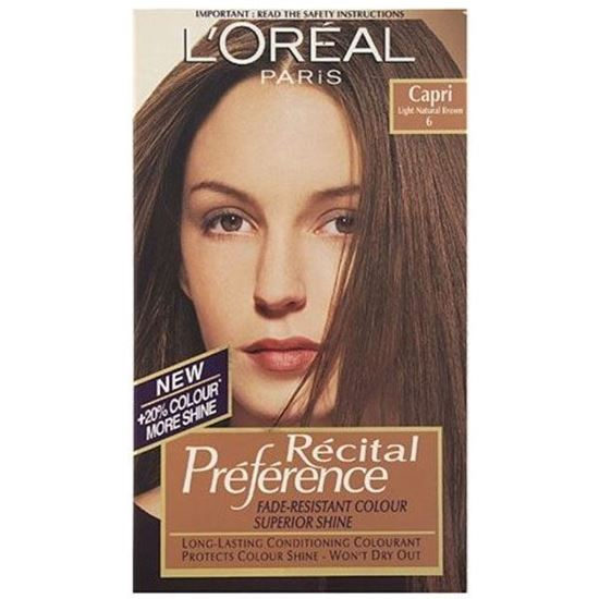 Picture of L'oreal Paris Preference Hair Colour Capri 6