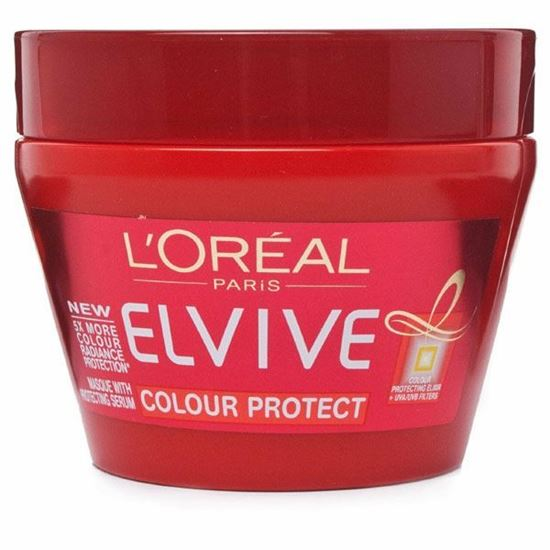 Picture of Loreal Elvive Color Protect Protecting Mask 300ml [Health and Beauty]