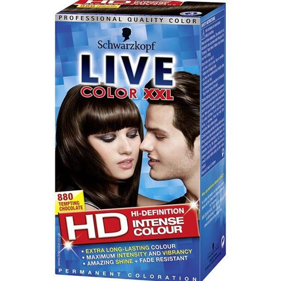 Picture of Live XXL 880 Tempting Chocolate
