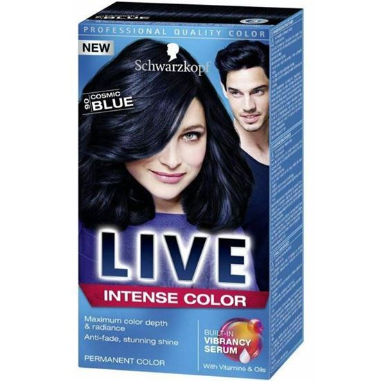 Picture of Schwarzkop Live Color XXL 90 Cosmic Blue