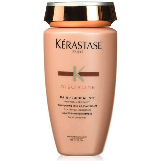Picture of Kerastase Discipline Bain Fluidealiste Smooth-In-Motion Shampoo - For Unruly, Over-Processed Hair (New Packaging) 250ml/8.5oz