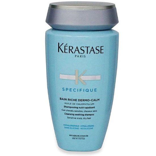 Picture of Kerastase Specifique Bain Riche Dermo-Calm Shampoo for Unisex, 8.5 Ounce