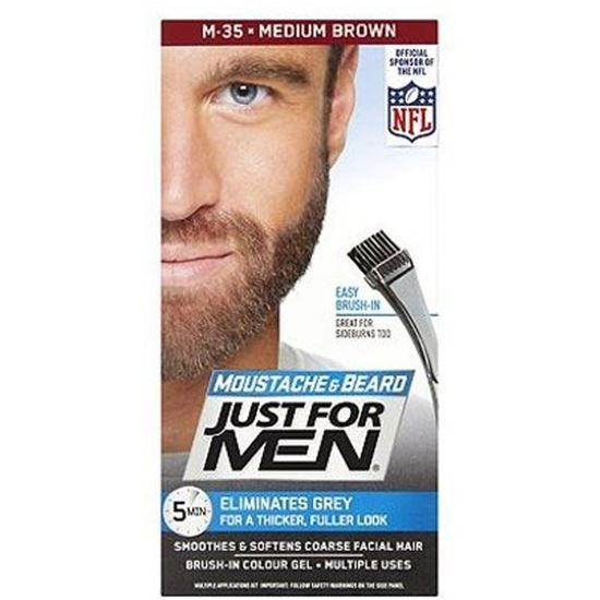 Picture of Just For Men M25 Light Brown Hair Color 28.4 g