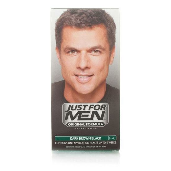 Picture of Just For Men Colour Natural Dark Brown-Black