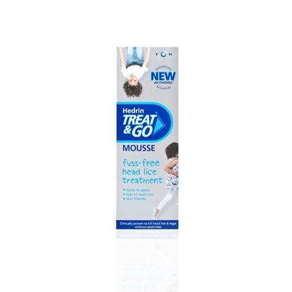 Picture of Hedrin 100ml Treat and Go Mousse