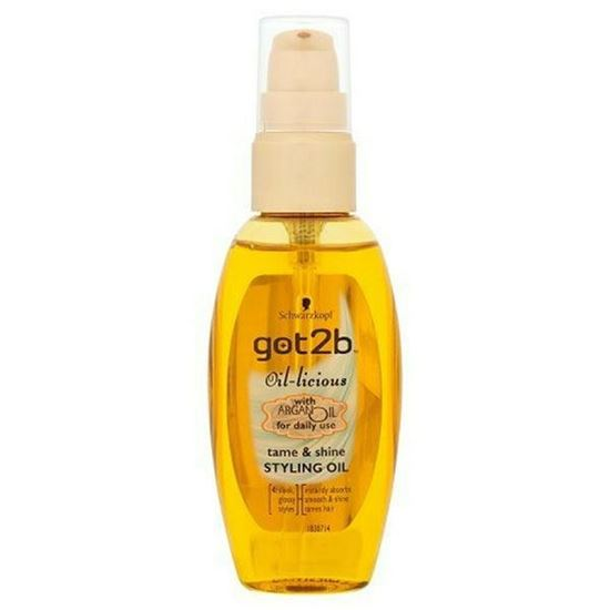 Picture of Schwarzkopf Got2b Oil-Licious Styling Oil, 50ml